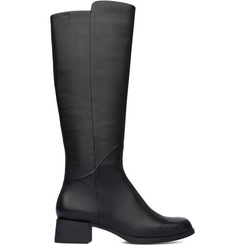 Chaussures Femme Bottes ville Camper Kobo  K400148-001 noir