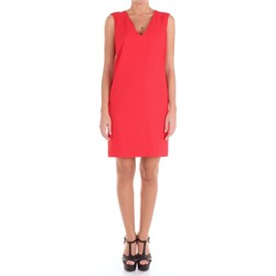 Vêtements Femme Robes longues Fausto Puglisi FRD5017PF0022C Robe Femme Rouge Rouge