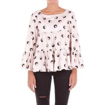 Blouses Blumarine 8661 pull-Over femme rose antique