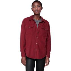Vêtements Femme Chemises / Chemisiers Reiko CODY VELVET Bourgogne