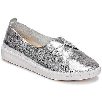 Chaussures Femme Derbies Les Petites Bombes DEMY Argenté