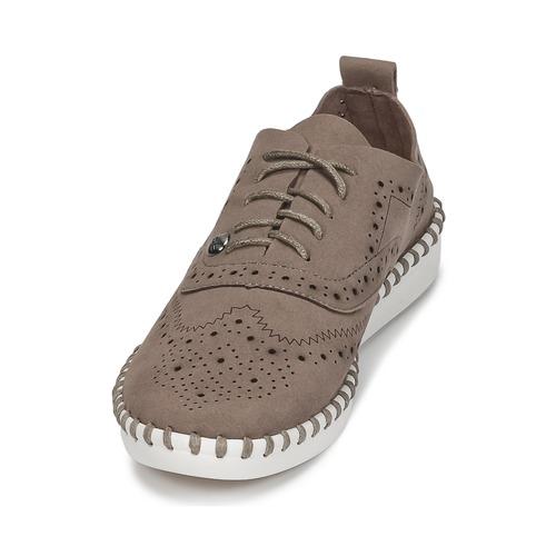 Derbies Diva Femme Chaussures Lpb Shoes Taupe QCdxBoshrt