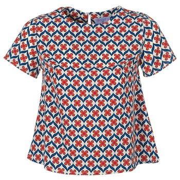 Vêtements Femme Tops / Blouses Compania Fantastica PINBOL Rouge / Bleu