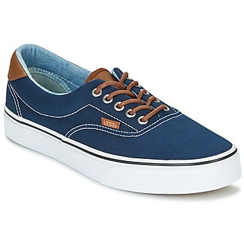 Chaussures Homme Baskets basses Vans ERA Bleu