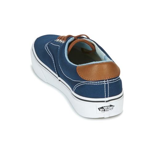 Basses Bleu Baskets Vans Era Bleu Vans Baskets Vans Baskets Basses Era Era Basses XTkZOPiu