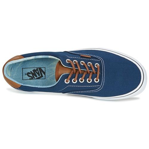 Era Vans Basses Baskets Era Bleu Vans Baskets Basses Bleu E9DH2WI