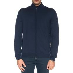 Vêtements Homme Gilets / Cardigans BOSS BALONSO-50373629410 Blu