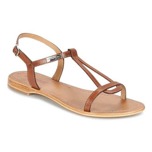 Hamess Et pieds Tropéziennes M Par Belarbi Tan Nu Femme Sandales Chaussures Les ZkOPXiuT