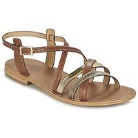 Chaussures Femme Sandales et Nu-pieds Les Tropéziennes par M Belarbi HAPAX Tan / Beige