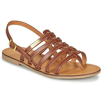 Chaussures Femme Sandales et Nu-pieds Les Tropéziennes par M Belarbi HERILO Marron