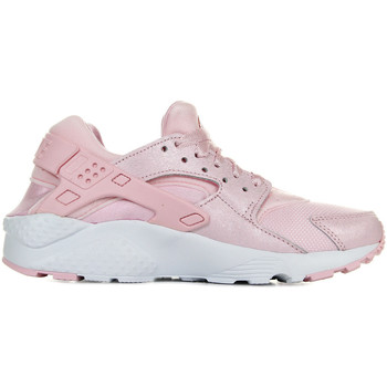 Chaussures Femme Baskets basses Nike Huarache Run Se rose