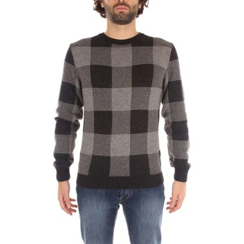 Vêtements Homme Pulls Block 23 0774G Pull Homme anthracite anthracite