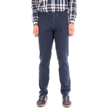 Vêtements Homme Chinos / Carrots Sp1 U1461 Pantalon Homme blue blue
