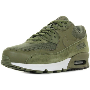 Chaussures Homme Baskets basses Nike Air max 90 Essential vert