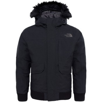 Vêtements Garçon Blousons The North Face Blouson  Gotham Down Junior - T934QBJK3 Noir