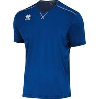 Vêtements Homme T-shirts manches courtes Errea Maillot  Everton bleu marine