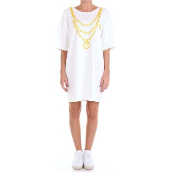 Vêtements Femme Robes courtes Moschino Couture 04570426 Robe Femme Blanc Blanc