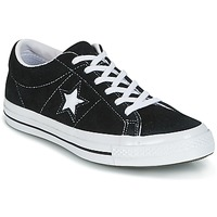 Chaussures Baskets basses Converse ONE STAR Noir / Blanc