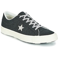 Chaussures Femme Baskets basses Converse ONE STAR-OX Noir