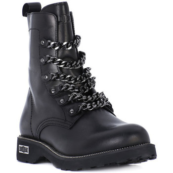 Chaussures Femme Boots Cult ZEPPELIN MID 1158 Nero