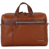 Sacs Homme Porte-Documents / Serviettes Piquadro CARTELLA PORTA PC Marrone