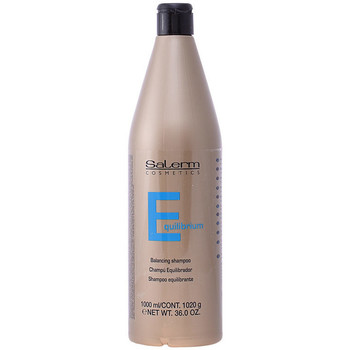 Beauté Shampooings Salerm Equilibrium Balancing Shampoo 1000 ml