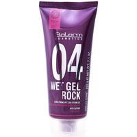 Beauté Soins & Après-shampooing Salerm Wet Gel Rock Extra-strong Wet Look Styling Gel