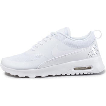 Chaussures Femme Baskets basses Nike Air Max Thea he Blanc