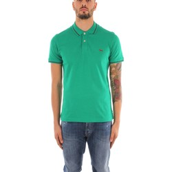 Vêtements Homme Polos manches courtes Harmont & Blaine LXA3220786 T-shirt Homme green green