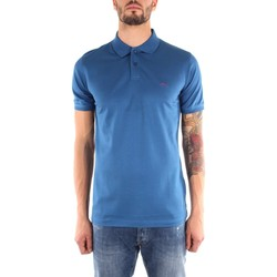 Vêtements Homme Polos manches courtes Harmont & Blaine L078220516 T-shirt Homme light blue light blue