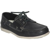 Chaussures Homme Chaussures bateau Tom Tailor 0223 750 Bleu marine