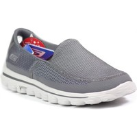 Chaussures Homme Baskets basses Skechers GO Walk 2 Gris