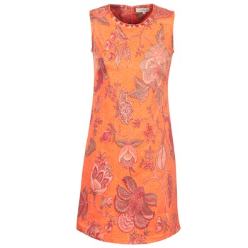 Vêtements Femme Robes courtes Derhy ANTILLAIGAN Orange