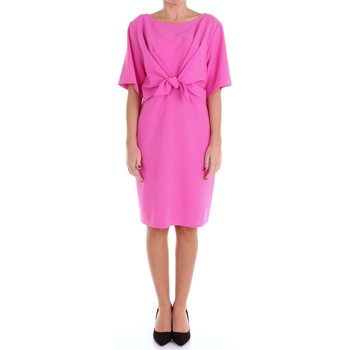 Vêtements Femme Robes courtes Moschino Couture 04410524 Robe Femme Rose foncé Rose foncé
