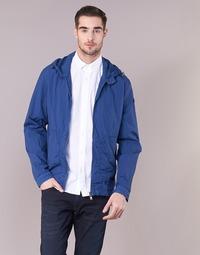 Vêtements Homme Coupes vent Serge Blanco MONTREAL Bleu
