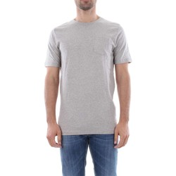 Vêtements Homme T-shirts manches courtes Jack & Jones 12111556 KEN T-SHIRT Homme LIGHT GREY LIGHT GREY