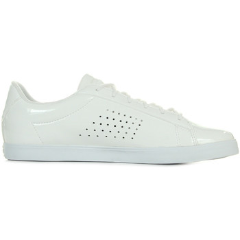 Chaussures le coq sportif agate lo patent optical white