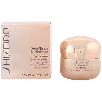 Beauté Femme Hydratants & nourrissants Shiseido Benefiance Nutriperfect Night Cream  50 ml