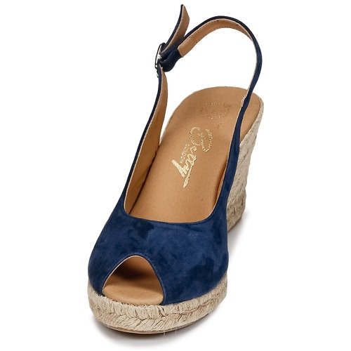 pieds Sandales Et London Nu Inani Betty Femme Marine yvn0Nm8wO