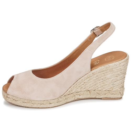 Rose Clair Betty Femme London Sandales Inani Et pieds Nu CBerdxo