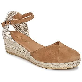 Chaussures Femme Sandales et Nu-pieds Betty London INONO Camel