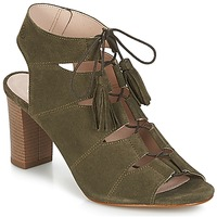 Chaussures Femme Sandales et Nu-pieds Betty London INILI Vert