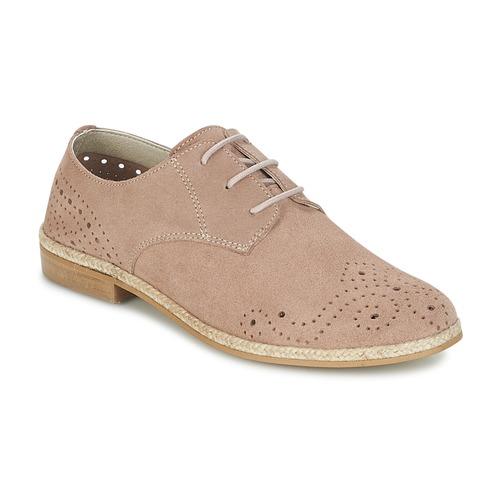 Chaussures Femme Derbies Betty London IKATA Rose