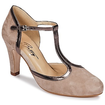 Chaussures Femme Escarpins Betty London ITARAME Marron