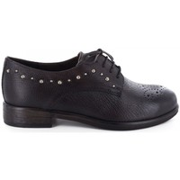 Chaussures Femme Derbies Manas Derbies- Marron