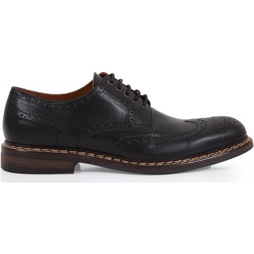 Heyraud derby DURIS Noir - Chaussures Derbies Homme
