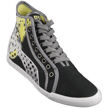 Chaussures Femme Baskets montantes Puma Crete Mid Wings Wns