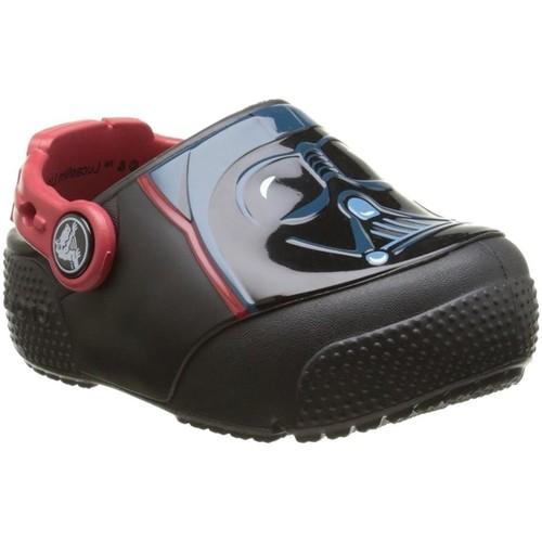 Chaussures Garçon Sandales et Nu-pieds Crocs 204137 noir