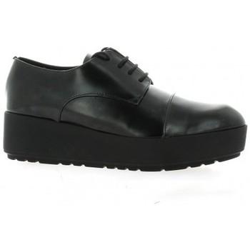 Chaussures Femme Derbies Elizabeth Stuart Derby cuir glacé Noir