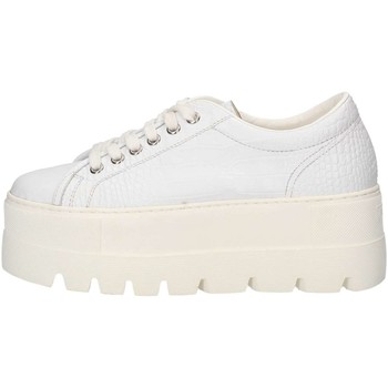 Chaussures Femme Derbies Cult CLE102972 Lace up shoes Femme blanc